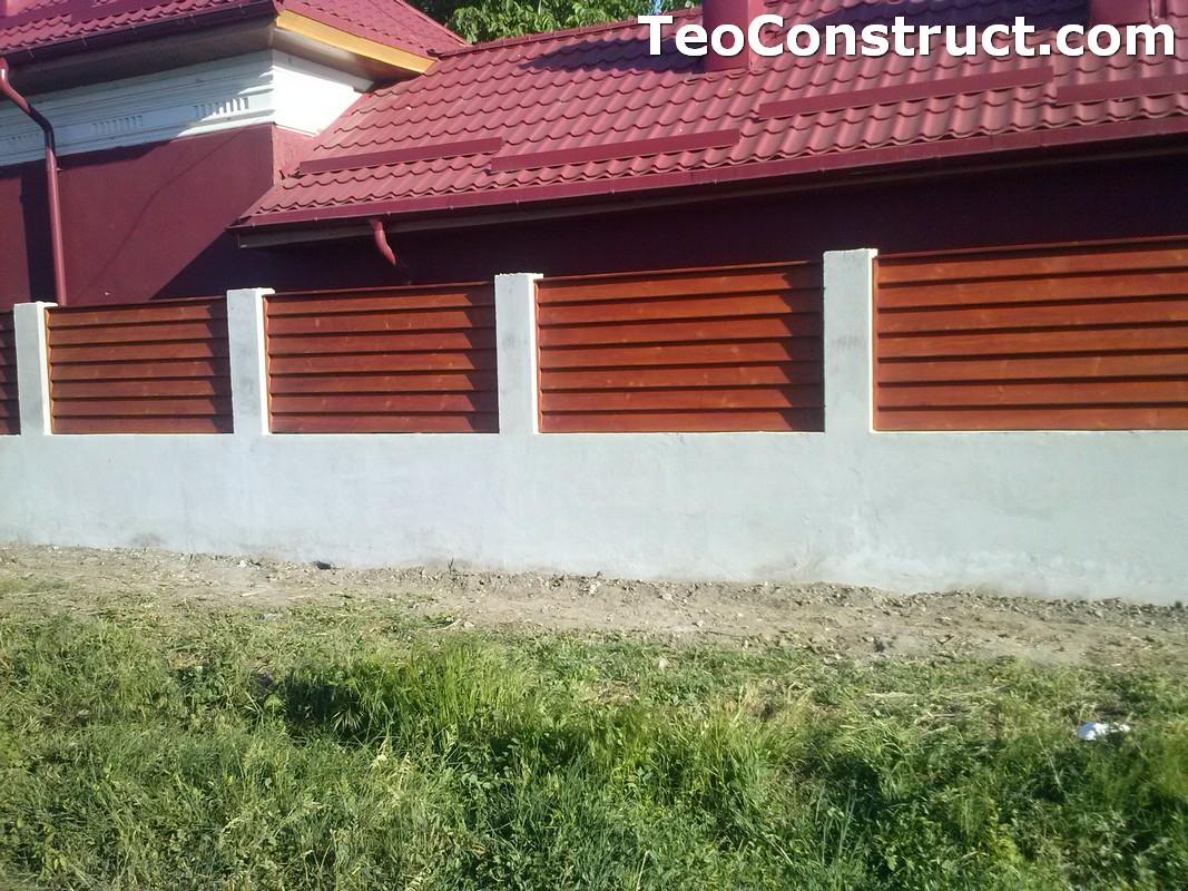 Preturi garduri de gradina din lemn 2