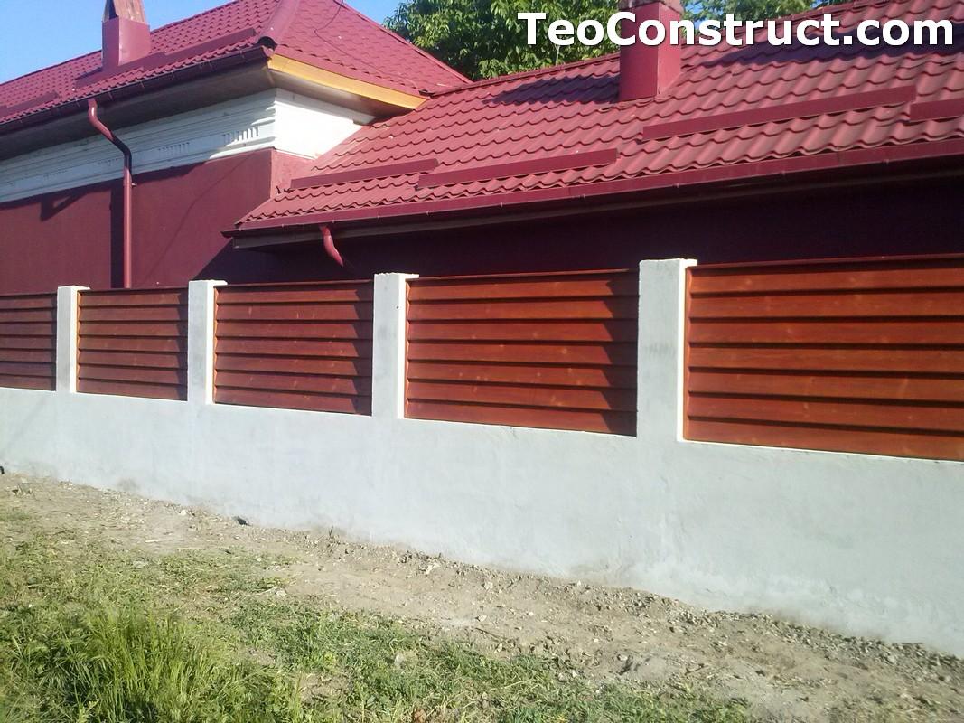 Preturi garduri de gradina din lemn 5