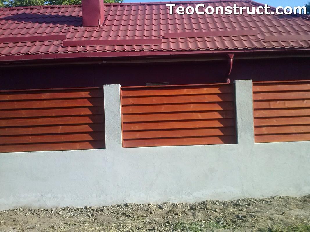 Preturi garduri de gradina din lemn 6
