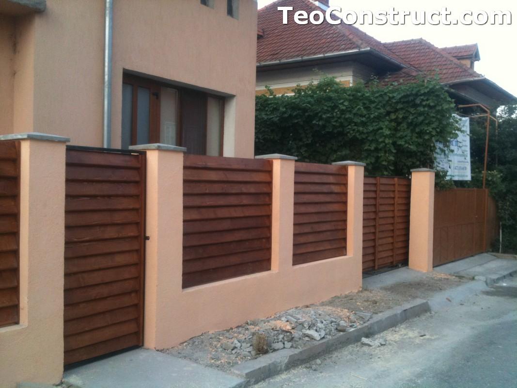 Preturi garduri de gradina din lemn Alexandria 5