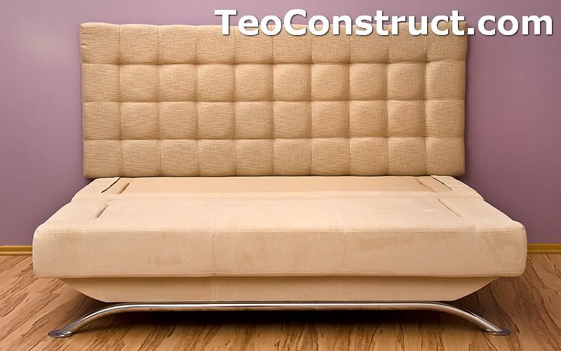 Canapea Alexa extensibila din stofa 3