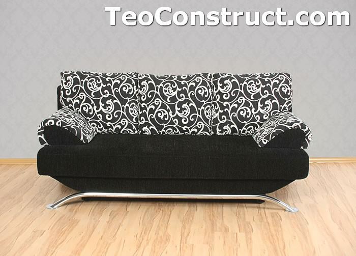 Canapea Alexa extensibila din stofa 4