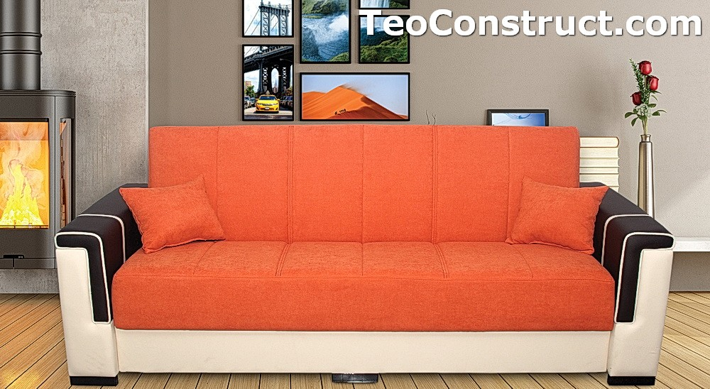 Canapea Ideal extensibila pentru living 1