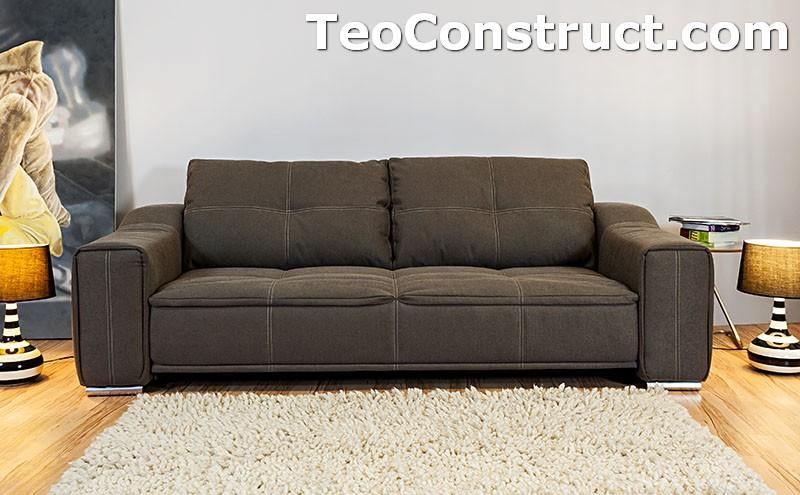 Canapea Isabela extensibila pentru living 2