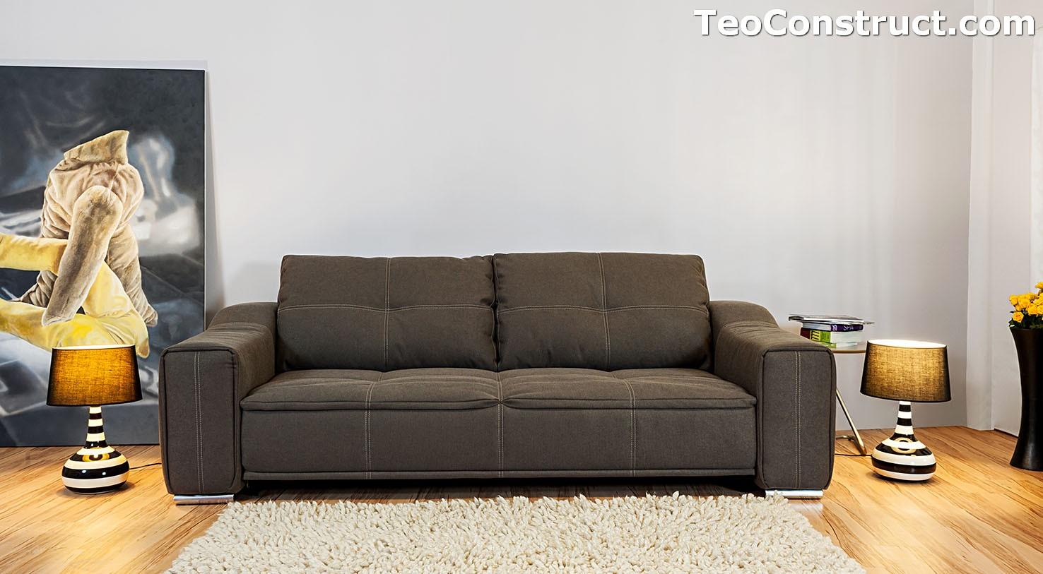 Canapea Isabela extensibila pentru living 3