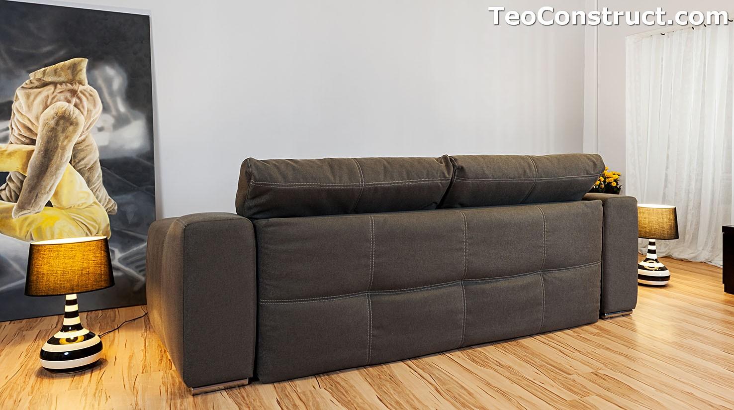 Canapea Isabela extensibila pentru living 5