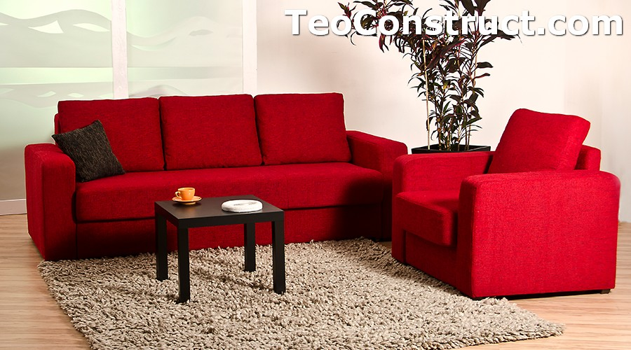Canapea Mona extensibila pentru living 1
