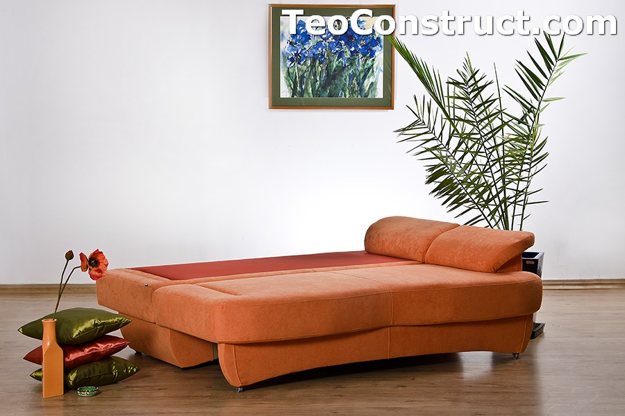 Canapea Odessa extensibila design modern 5