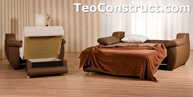 Canapea Rhodos extensibila pentru casa 3