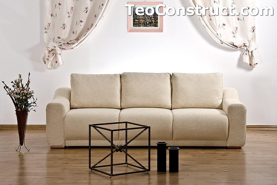 Canapea Roxy extensibila pentru sufragerie 2