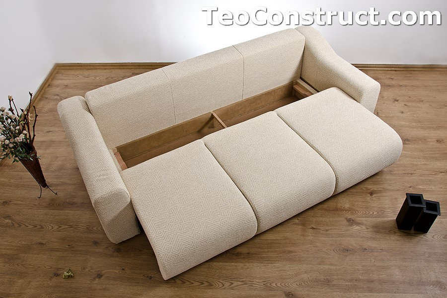 Canapea Roxy extensibila pentru sufragerie 6