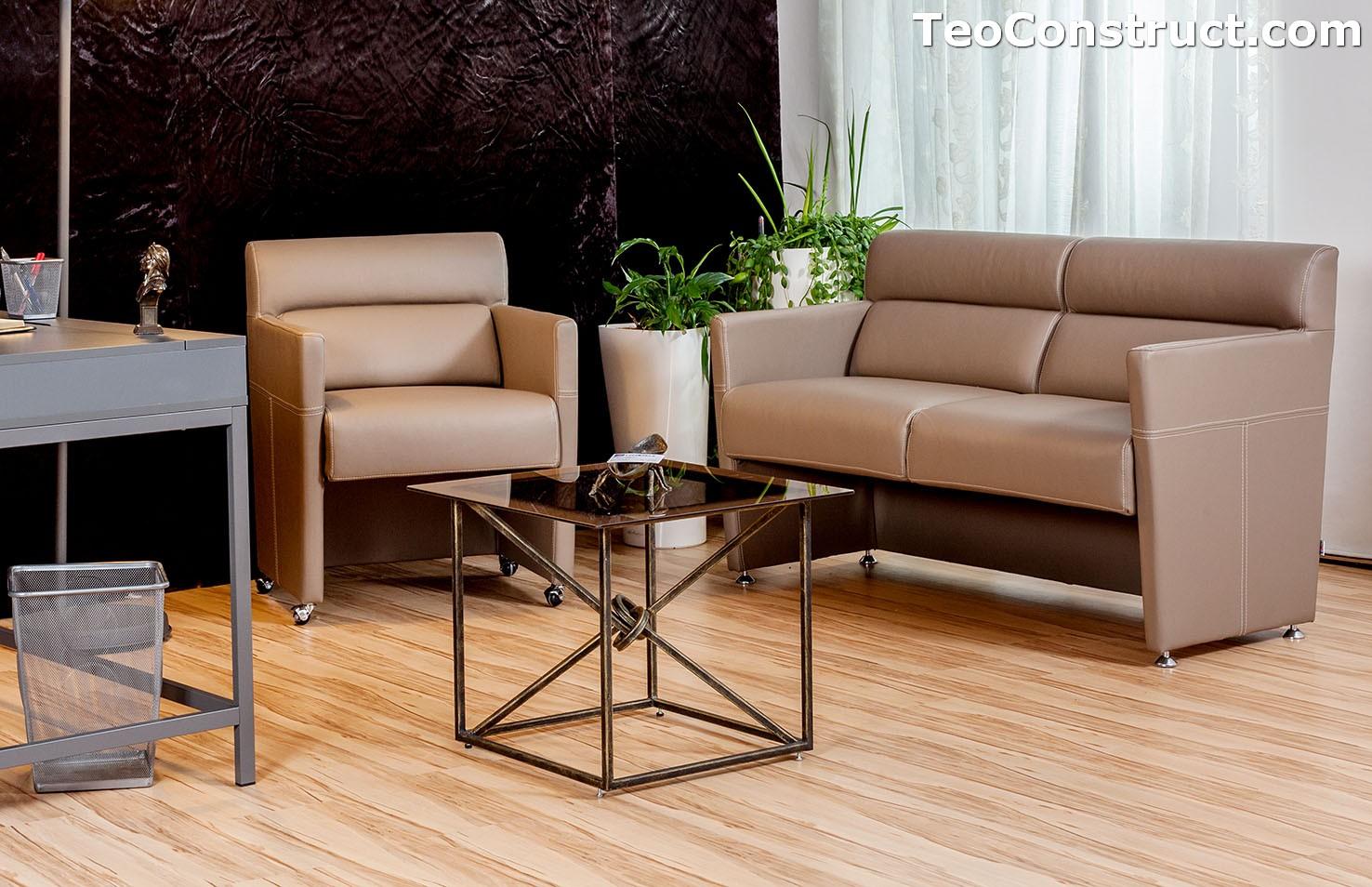 Canapea fixa Kimo pentru birou 1