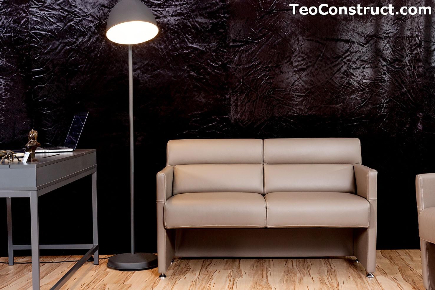 Canapea fixa Kimo pentru birou 2