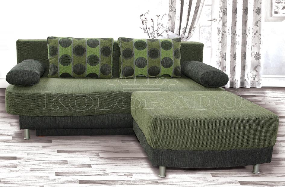 Canapea cu taburet KOL DALIA (2)