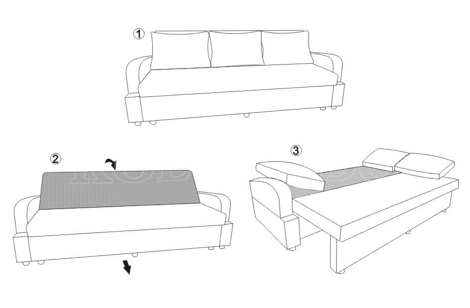 Canapea de living KOL PETIA (2)