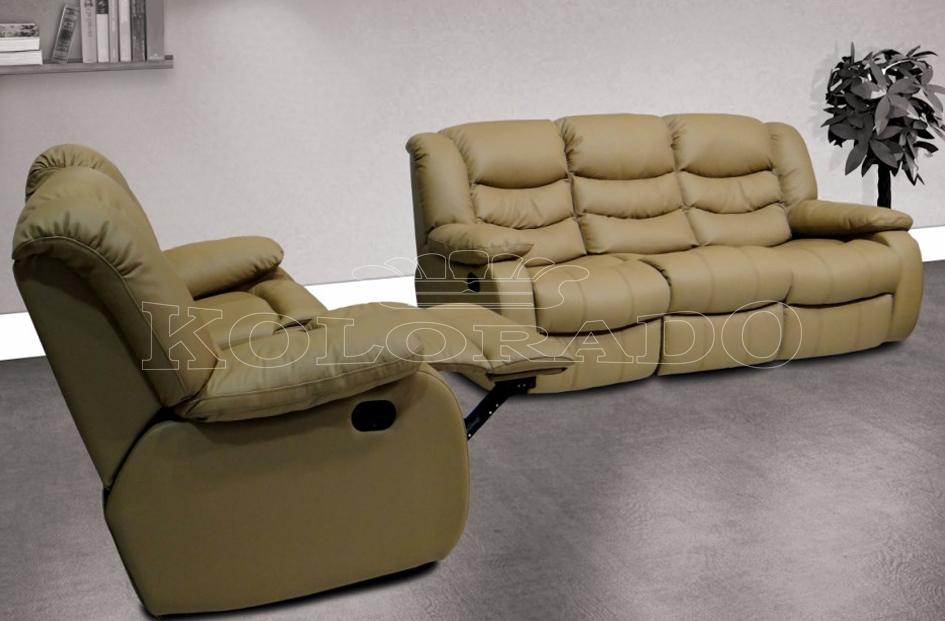 Canapea din piele KOL APOLON