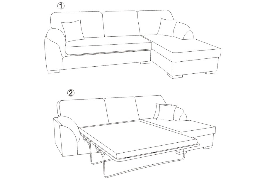 Coltar sufragerie modern KOL VASI (2)