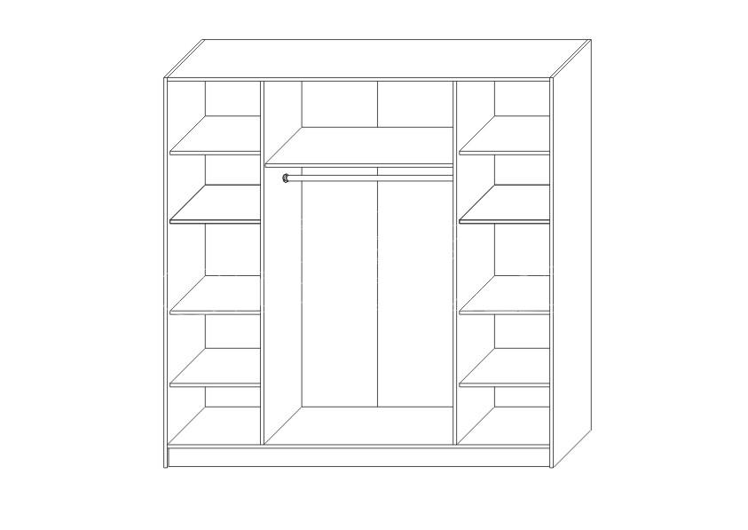Dormitor complet KOL ATINA (2)