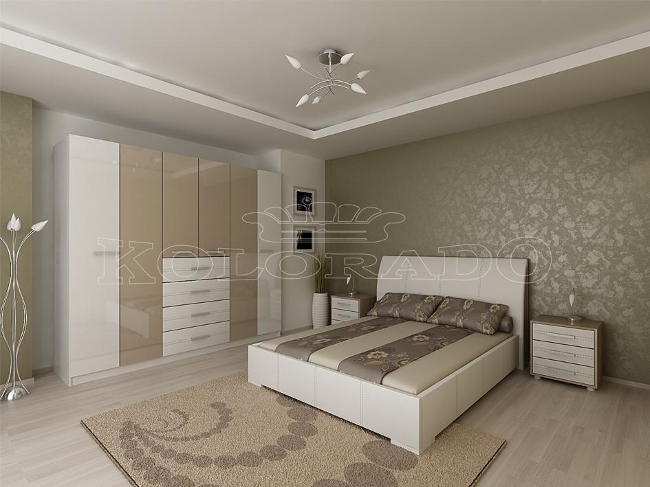 Dormitor ieftin KOL KARMEN (1)