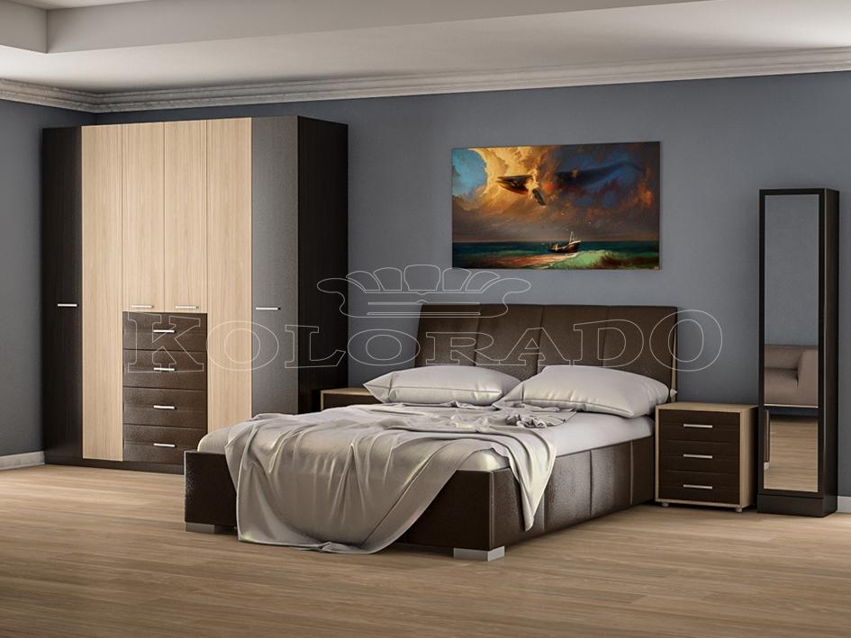 Dormitor pentru tineret ieftin KOL KAROLINA (1)