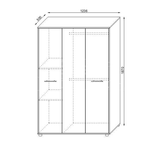 Dormitor set complet KOL A5K Brasov (5)