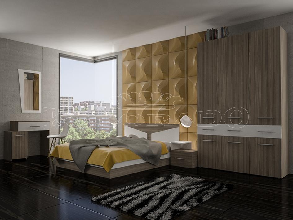 Mobila pentru dormitor A22K2 Slatina (1)