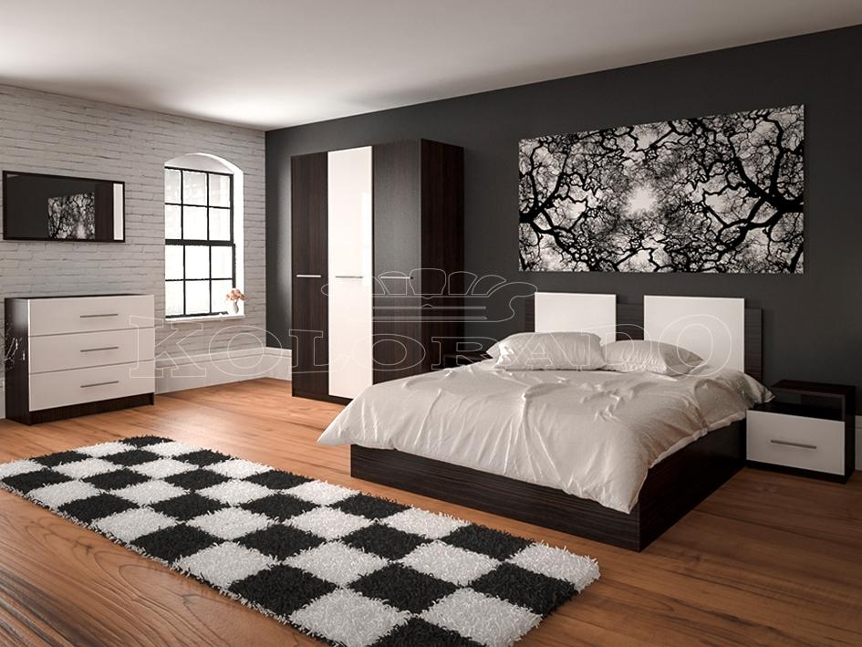 Mobila pentru dormitor KOL ATINA MINI (1)