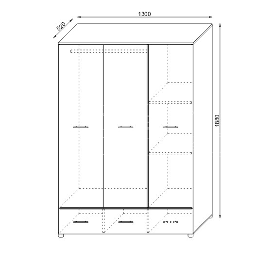 Modele de dormitoare ieftine KOL Y12K Pitesti (2)