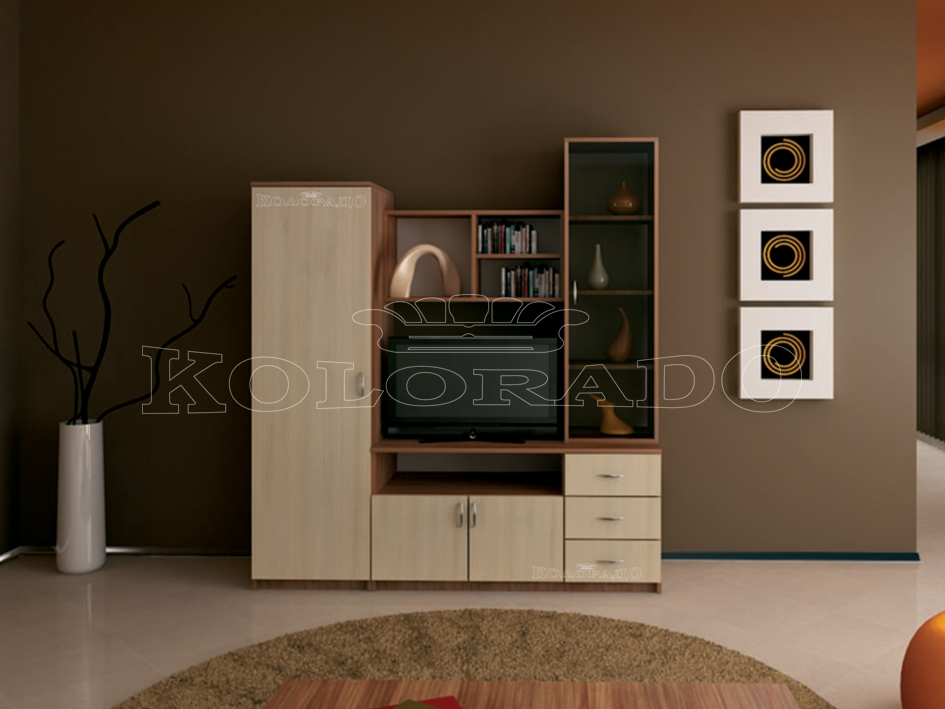 Set mobilier living KOL ASIA MINI