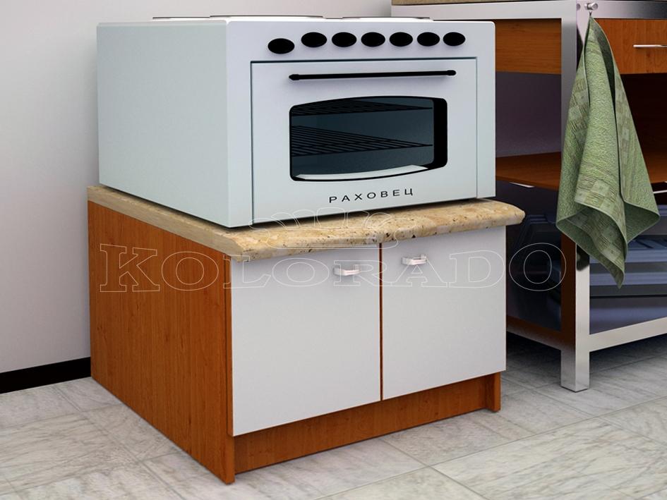 Suport cuptor de bucatarie cu 2 usi KOL RAHOVEC
