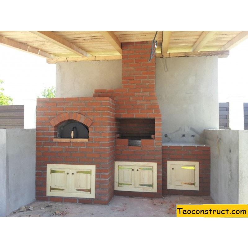 gratar-de-gradina-din-caramida-si-cuptor-de-pizza (2)