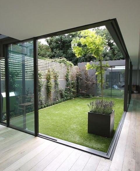 geamurile culisabile, din sticla optimizeaza foarte bine spatiile inguste
