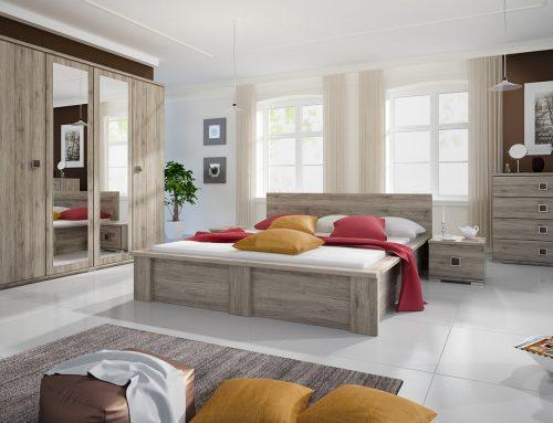 Mobila pentru dormitor Ariva