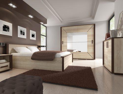 Mobila de dormitor Gusto