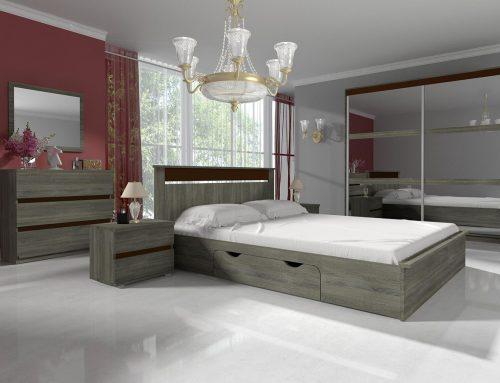 Dormitor matrimonial Latte