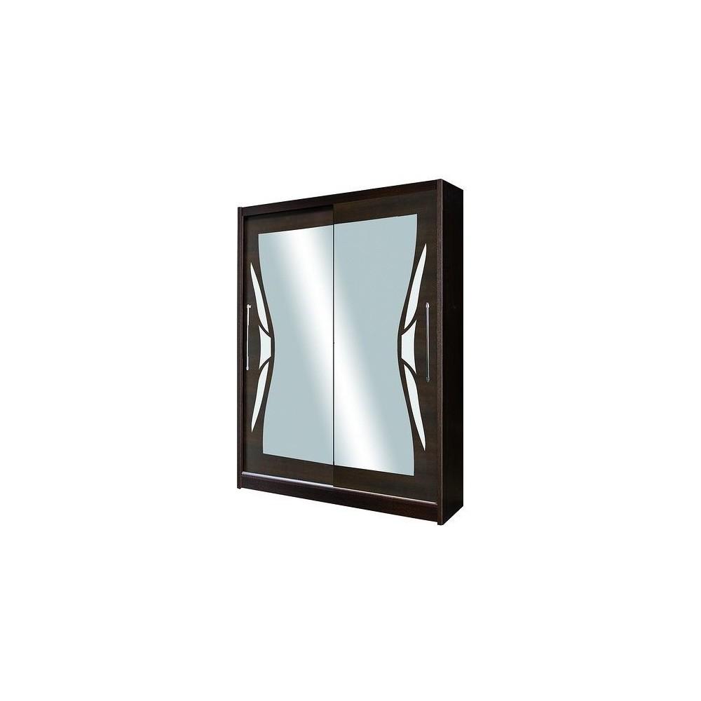 dressing domas d07 150 cm wenghe foisoare din lemn garduri din lemn terase din lemn. Black Bedroom Furniture Sets. Home Design Ideas