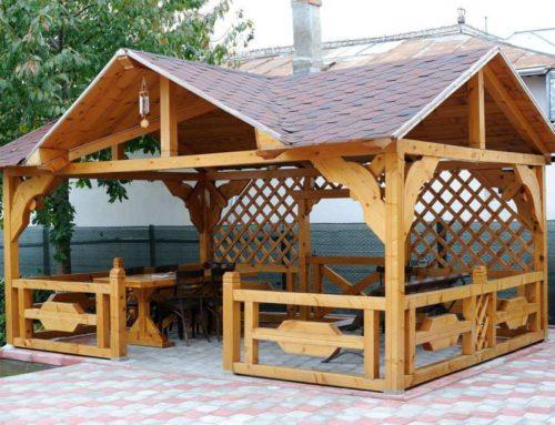 Foisoare din lemn personalizate
