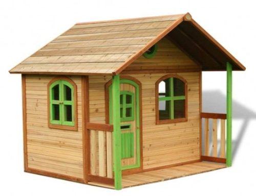 Casute moderne pentru copii, din lemn